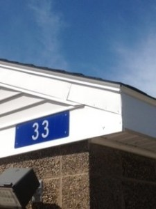 Fire House Numbering